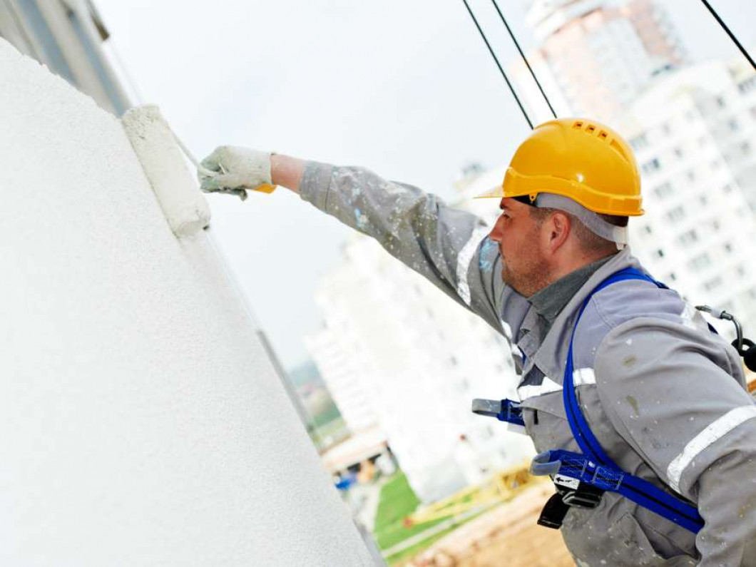 Call The Experts In Commercial Painting